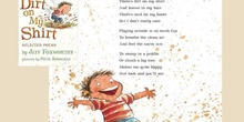 "Happy Book Day - ""Dirt on my Shirt"" poem"