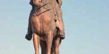 Estatua ecuestre del Rey Matías, Budapest, Hungría
