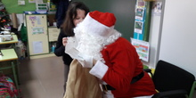 Santa Claus comes to School 19