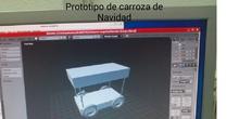 """Prototipos de proyecto """"Navidad en movimiento"""" - Grupo 1"""