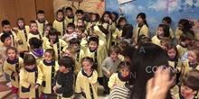Día de la Paz Educación Infantil - 30 de enero de 2018