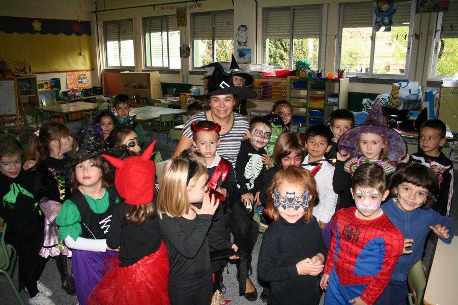 2016_10_Infantil, Primero y Segundo de Primaria_Celebrando Halloween 9