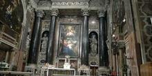 Altar de la Iglesia de Jesús, Génova