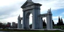 Arco de Príncipe Pío, Madrid