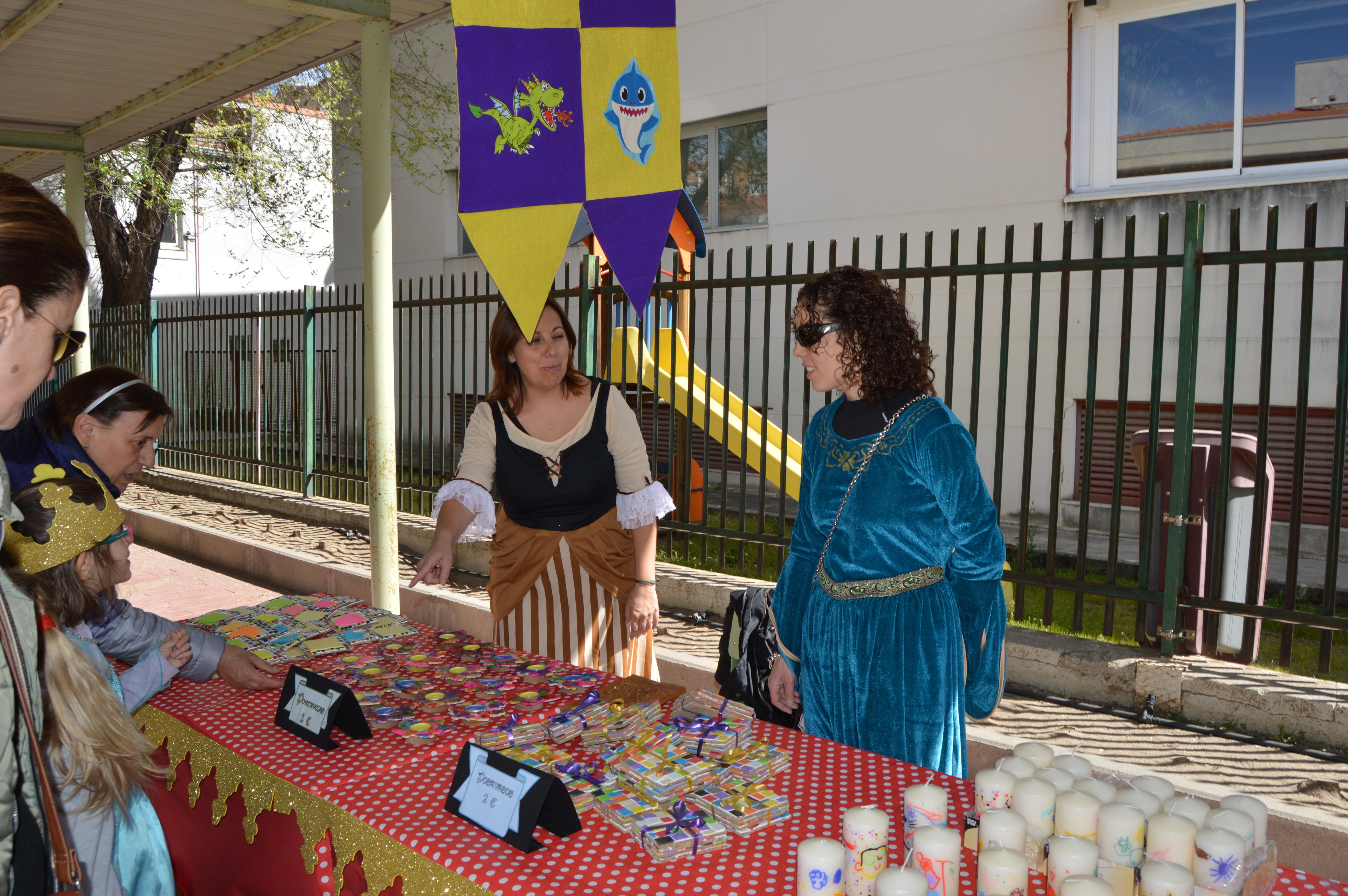 Mercado Medieval 6