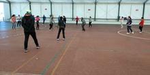 Multideporte en la ciudad deportiva Puerta de Hierro 9