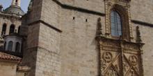 Puerta del Perdón, Catedral de Coria, Cáceres