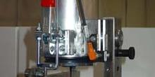 Distribuidor automático de tinta