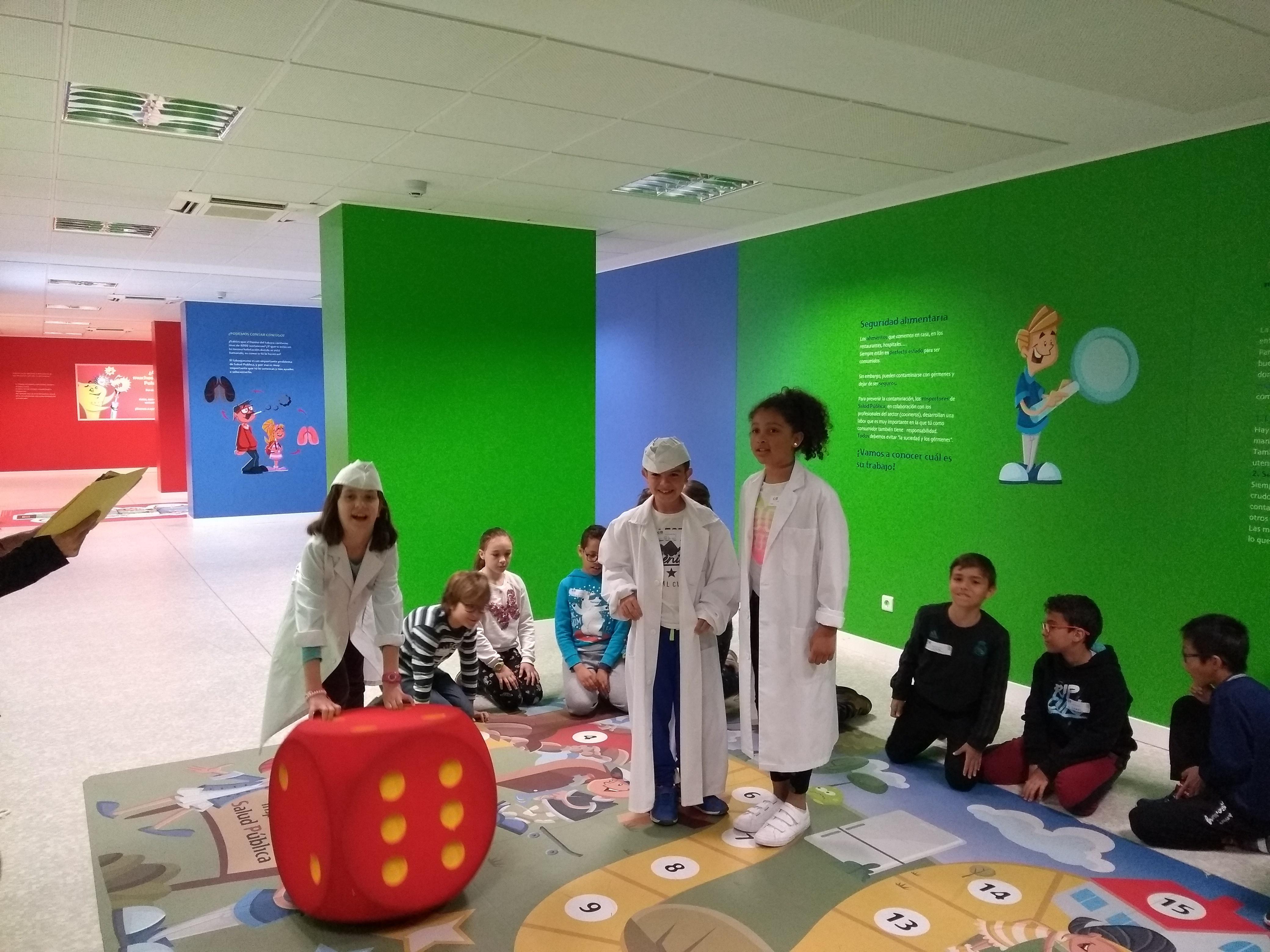 VISITA HOSPITAL PUERTA DE HIERRO. 4ºA 14