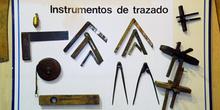 Construcción de una embarcación: Instrumentos de trazado, Museo