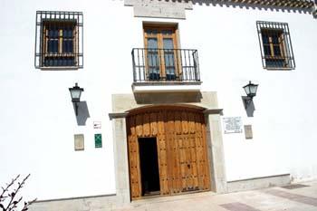 Fachada del Museo del Carro, Tomelloso, Ciudad Real, Castilla-La