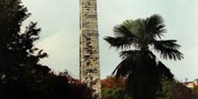 Columna de Constantino, Estambul, Turquía