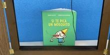 Si te pica un mosquito-Día del libro-3 años C