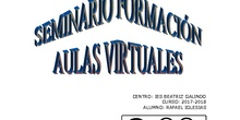 SEMINARIO 435 RAFAEL TOIMIL