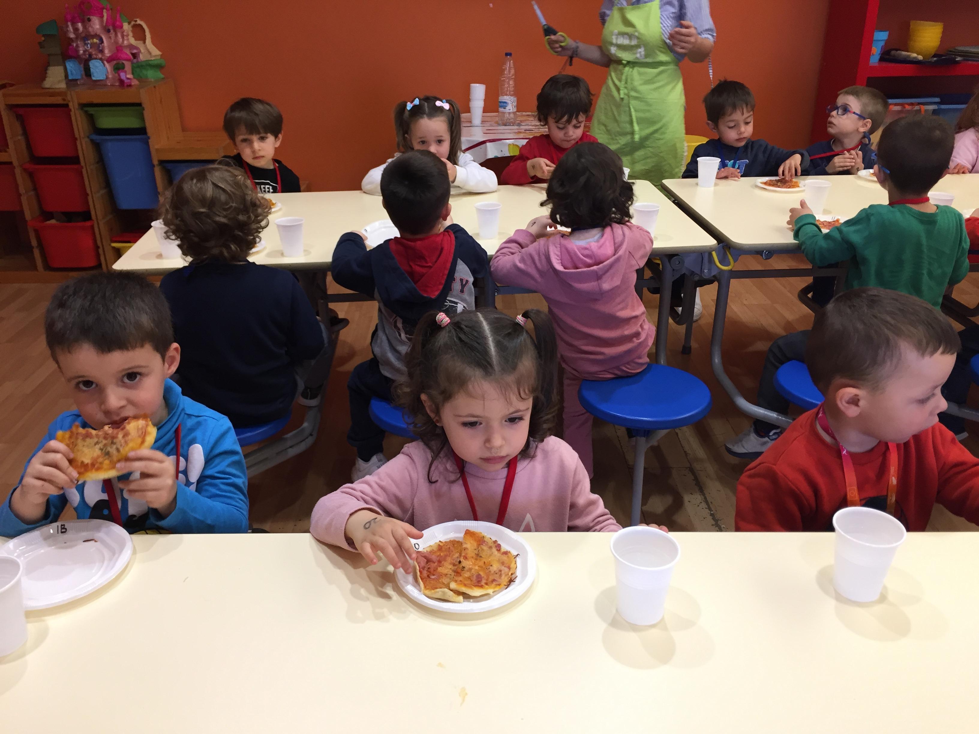 Excursión Escuela de cocina 21