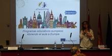 Nuevas metodologías para la enseñanza de Europa: ¡Esto no va de tratados! 9 Junio. María Ángeles Heras