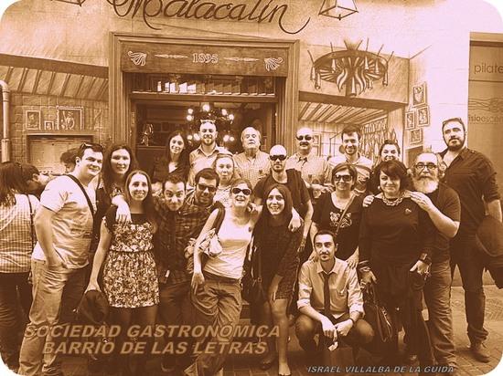 SOCIEDAD GASTRONÓMICA DE MADRID