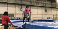 Gimnasia de trampolín 11