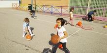 Visita basket sanfer primero B 6