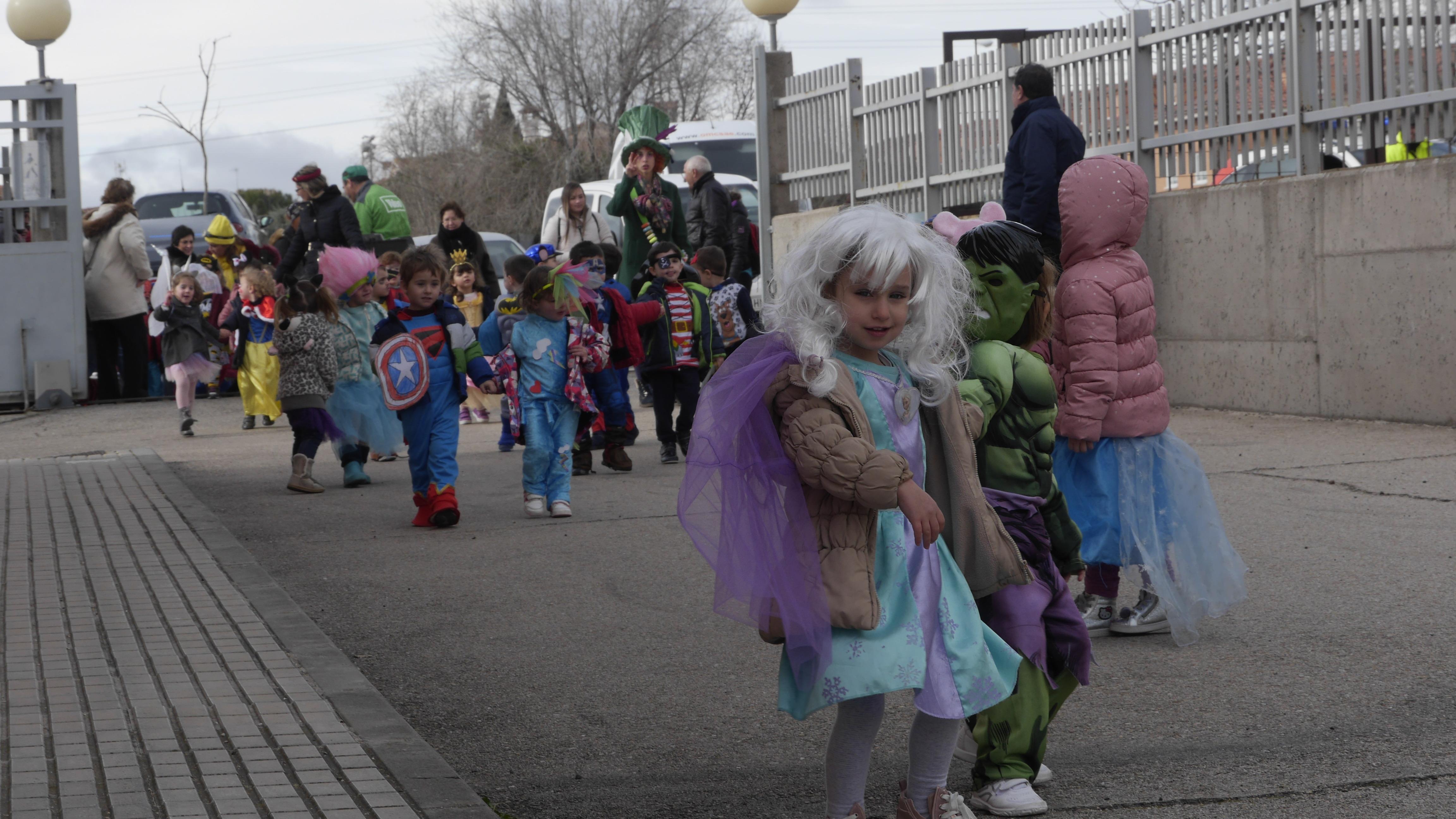 Pasacalles Carnaval 2018  2 45