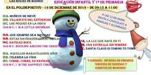 2019_12_12_Programa Festival Navidad_CEIP FDLR_Las Rozas