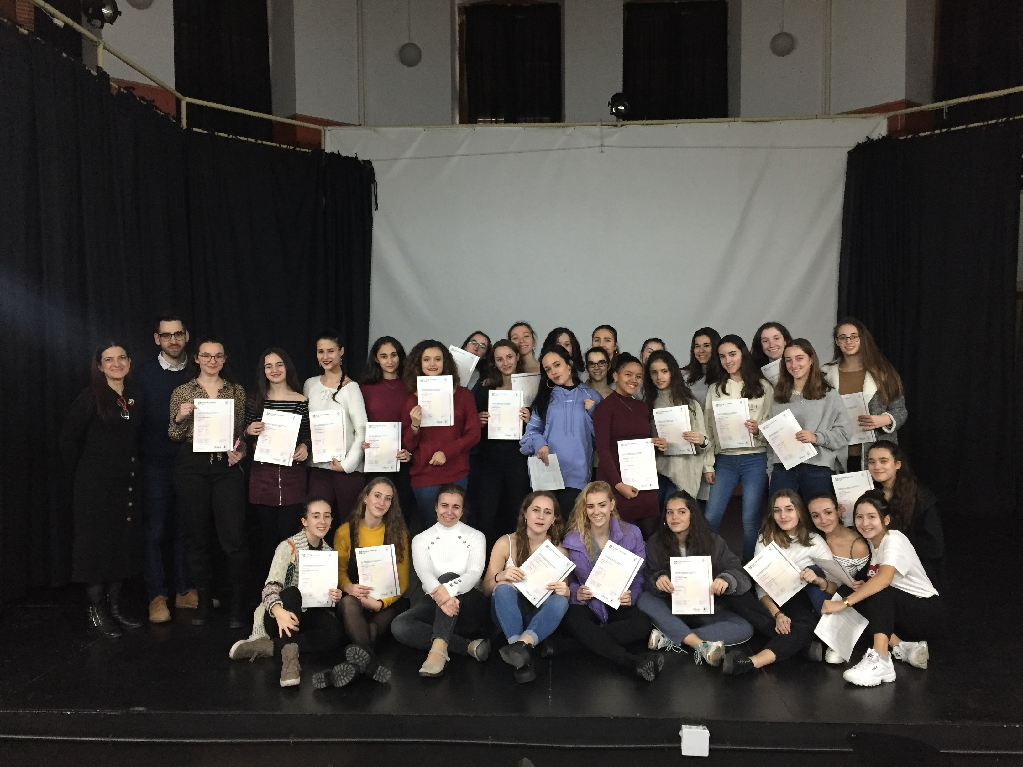 Certificados Cambridge 2018
