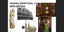 1 ¿Qué es el arte gótico?; 2 Contexto histórico-cultural