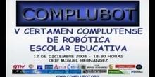 Complubot 2008: Presentación