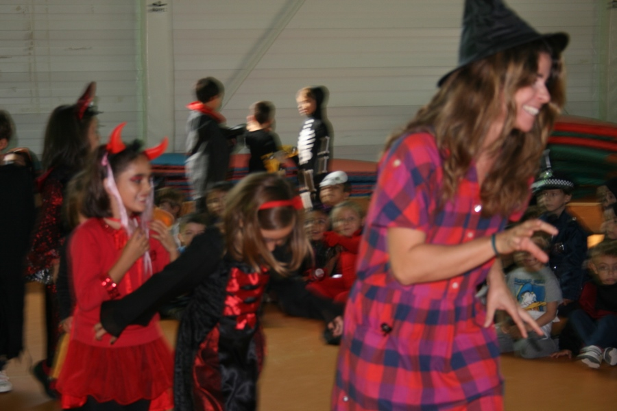 2016_10_Infantil, Primero y Segundo de Primaria_Celebrando Halloween 28