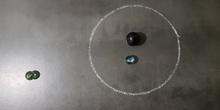 esfera buscando al círculo