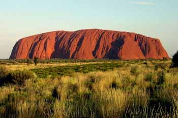 Ayers Rock, Alice Springs, Australia