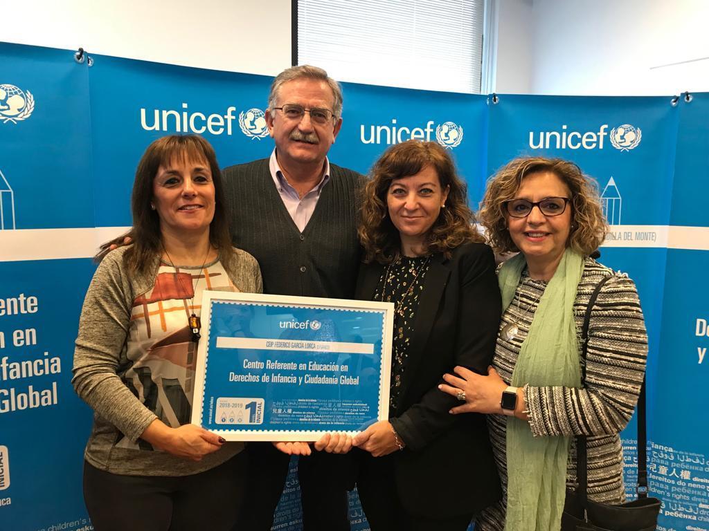 RECONOCIMIENTO UNICEF 2