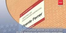 San Sebastián de los Reyes inaugura el Centro de Educación Especial Vicente Ferrer