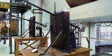 Prensa de detonadores, Museo de la Minería y de la Industria, El
