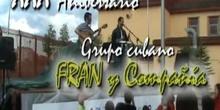XXX Aniversario - Grupo Cubano FRAN Y COMPAÑÍA - CEIP Juan Gris de Madrid