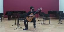 Audición de Guitarra: alumnos de EE. PP. Parte I (27/05/2021)