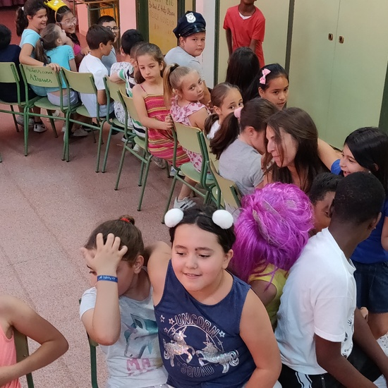 Fotos fiesta Inglés 1