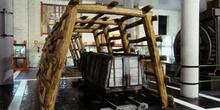 Vagonetas, Museo de la Minería y de la Industria, El Entrego