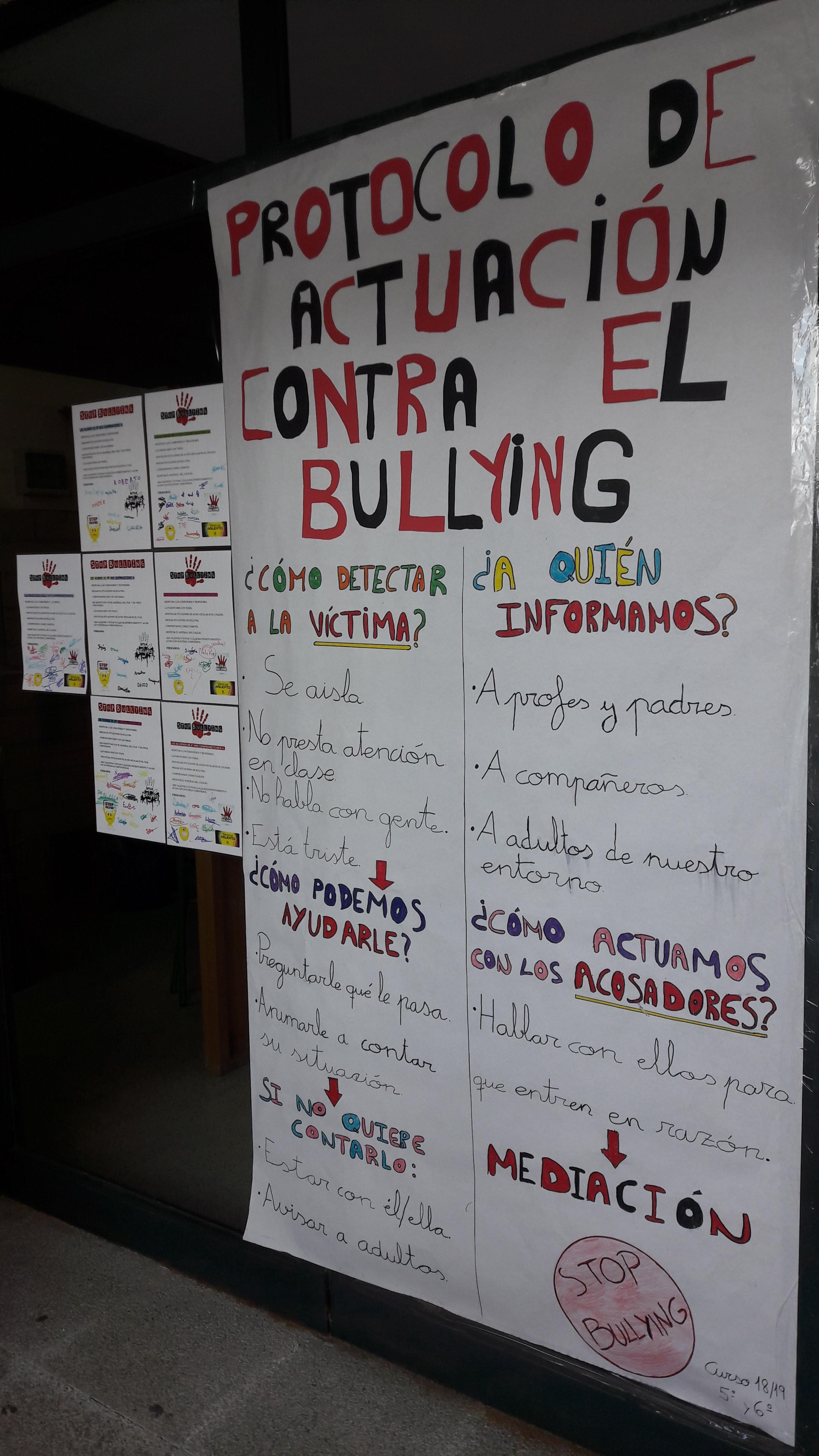 Proyecto contra el Bullying 1