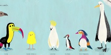 "Audiocuento ""Pájaro amarillo "" I4A"