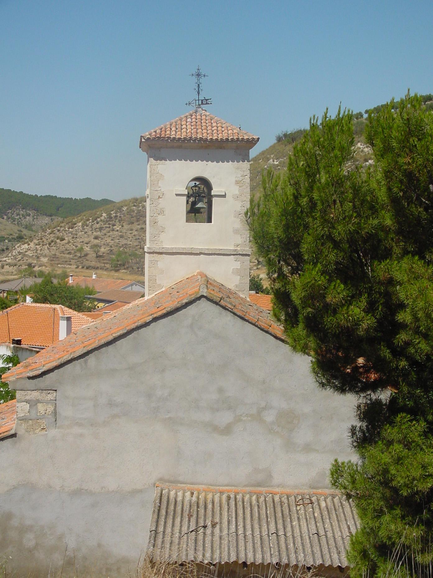 Iglesia en Valverde de Alcalá
