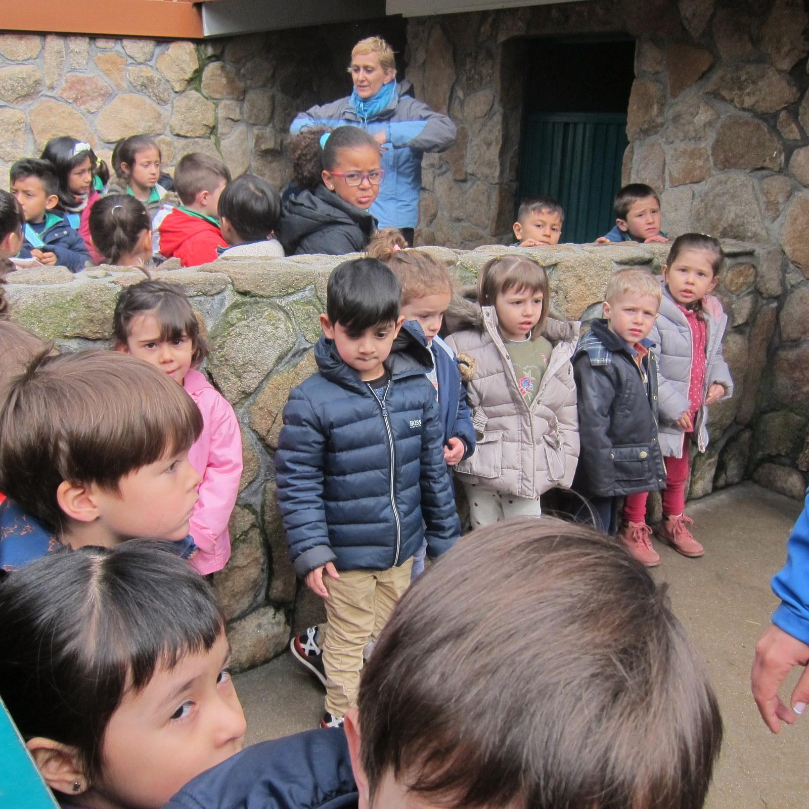 Granja Escuela Educación Infantil Curso 2017-18 18
