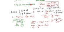 concentración de disoluciones 2ESO concentración en masa