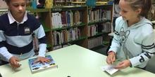 5ºA Visita la Biblioteca Municipal_CEIP FDLR_Las Rozas_2019-2020 7