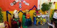 Visita de los Reyes Magos 2. Curso 19-20 36