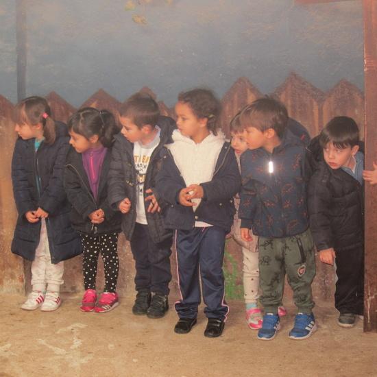 Granja Escuela Educación Infantil Curso 2017-18 42