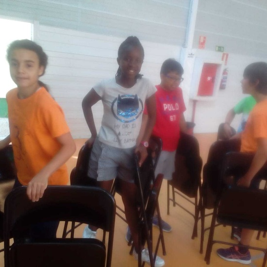2019_06_21_Sexto B recoge el escenario_1_CEIP FDLR_Las Rozas 17