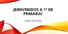 REUNIÓN 1T PRIMERO 2019/20
