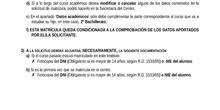 2º Bachillerato - Instrucciones