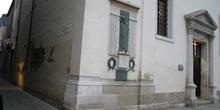Entrada Iglesia de San Franfesco di Paola, Venecia
